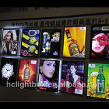 A0 A1 A2 A3 A4 A5 Aluminum Indoor Sign Light Box Frame Illuminated Sign