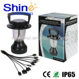 Handle Crank Power of Solar LED Lantern