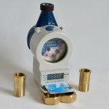 LED Display Contactless Iccard Heat Water Meter/Floweter