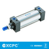 Sc Series Pneumatic Cylinder, Air Cylinder, ISO Cylinder