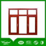 Good Quality Casement PVC Window with Various Designs