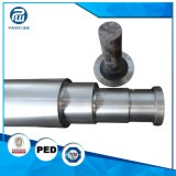 Stainless Steel Motorcycles Worm Gear Shaft Worm Shaft