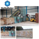 Hello Baler Full Automatic Hydraulic Waste Paper Baling Machine Hfa10-14