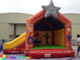 Best Quality Inflatable Little Star Bouncer Awesome Cowboy Bouncer
