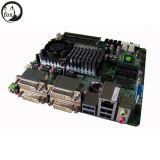 Mini-Itx Mainboard with AMD CPU, 2*COM/4*DVI-D/Msata/Minipcie/6*USB2.0/4*USB3.0/Gpio/4*SATA