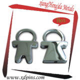 Promotion Factory Price Metal Keychain in China