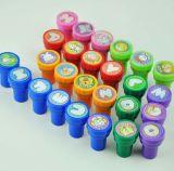 Custom Plastic Mini Scrapbook Stamp for DIY Kits