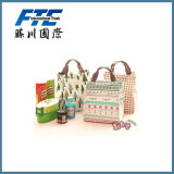 Custom Neoprene Picnic Handbags Thermal Lunch Bag