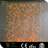 Flash Effect String Curtain Lights for Chritmas Decoration
