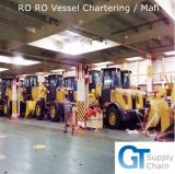 Professional 20′fr/40′fr/40′fr Shipping Service From Qingdao Tianjin Shanghai Roro Chartering
