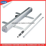 Good Matker Aluminum Telescopic Roll up Stand with Aluminum Feet