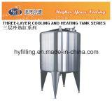 Three Layer/Jacket/Dimple Storage Mixing Tank