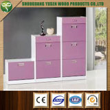 Factory Provide Three Doors Shoe Cabinet