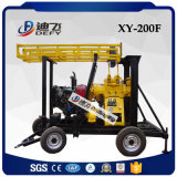 Defy Manufacturer Xy-200f Diesel Engine Trailer China Drilling Rig
