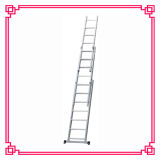 3 Section Aluminum Extension Ladder / Combination Ladder