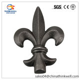 Wholesale Forged Wrought Iron with Spear Top
