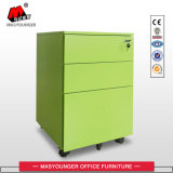Office Furniture Steel Colorful Mobile Pedestal Cabinet