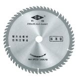 Tct Circular Saw Blade for Cutting Wood and Aluminum