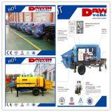 40m3 50m3 60m3 Big Aggregate Concrete Pump with Diesel Engine