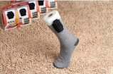 Heated Sock with Rechargeable Li Battery and Chargers