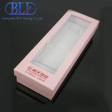 Custom PVC Window Jewelry Box Packaging (BLF-GB030)