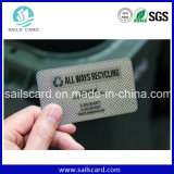 Recycling Stainless Steel Business Card