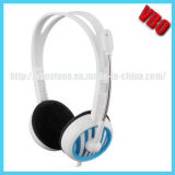 High Quality Computer Headphone with Mic