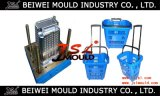 OEM Injection Plastic Shopping Basket Mould