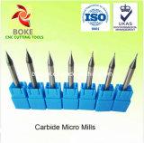 Solid Carbide Micro Mill