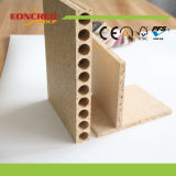 Tubular Hollow Core Chipboard/Particle Board for Door
