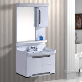 PVC Bathroom Vanity with CE Light and Mirror