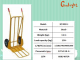 Long Shovel Plate Hand Trolley