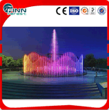 Light and Water Art Digital LED Running Dancing Fountain