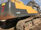 Very Good Working Condition Used Crawler Excavator Volvo Ec480b (made in 2014)