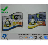 Silver Foil Logo Sticker for GPS System (SZXY080)