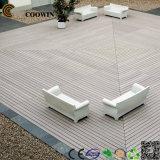 Waterproof Outdoor Wood Plastic Composite Decking WPC for Garden (TW-02B)