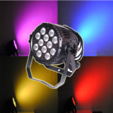 12 LEDs * 8W RGBW 4in1 Outdoor Waterproof LED PAR Can Light