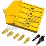 Steel Sand Casting / Bucket Teeth / Foundry (4T6760)