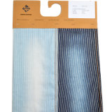 100% Cotton Stripe Denim 4.2oz