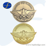 Custom Gift Promotion Commemorative 3D Metal Old Coins