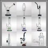 Sprinkler Perc Inline Percolators Stemline to 18mm Collab Tube Bubbler Hookahs Smoking Pipe Glass Water Pipes