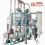 Small Scale of 10t/D Wheat Flour Mill