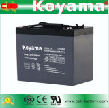 Dcg55-12 12V 55ah Deep Cycle Gel Battery for Material Handling