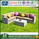 Garden Furniture Sofa Rattan Modular Corner Set with Cushions