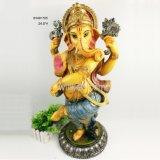 Home Decorative Resin Hindu God Lord Ganesh