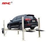 Movable 4 Post Car Lift Car Parking Lift