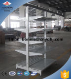 Heavy Duty Shelving Wire Mesh Supermarket Display Rack