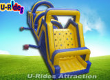 Cheap Factory 12m Inflatable Obstacle Course Inflatable Obstacle Challenge For Rental Event