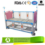 X05-5 Luxury Two Functions Hospital Child Bed
