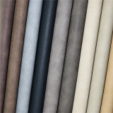 Factory Wholesale Artificial PU Synthetic Leather for Furniture
